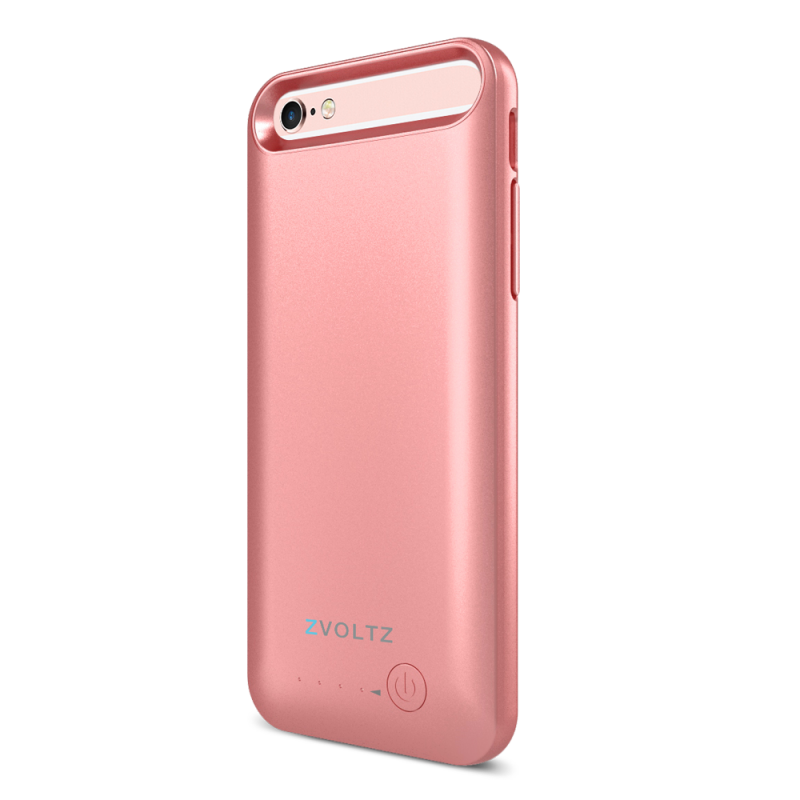 ZT6 Battery Case - Rose Gold