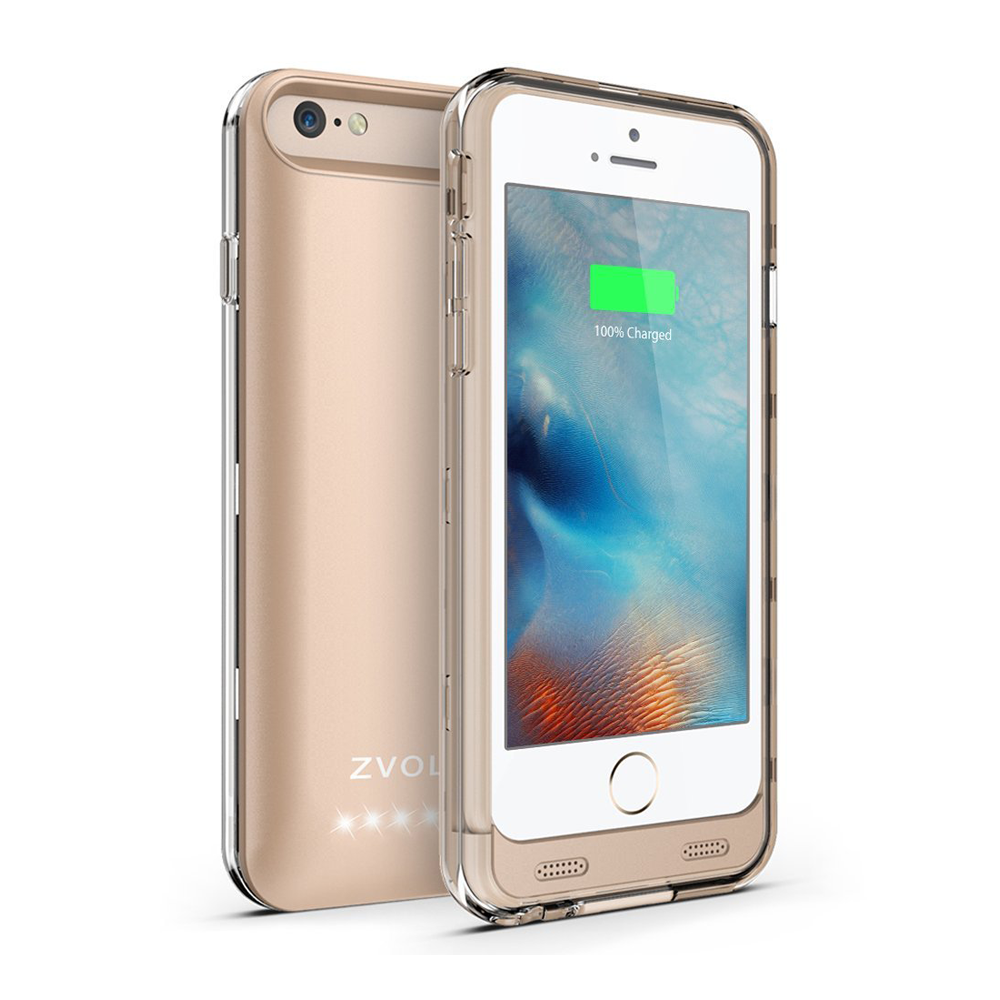 gold iphone 6s zt6 battery gold clear 2105